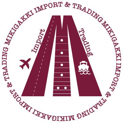 MIKIGAKKIインポート&トレーディングロゴ