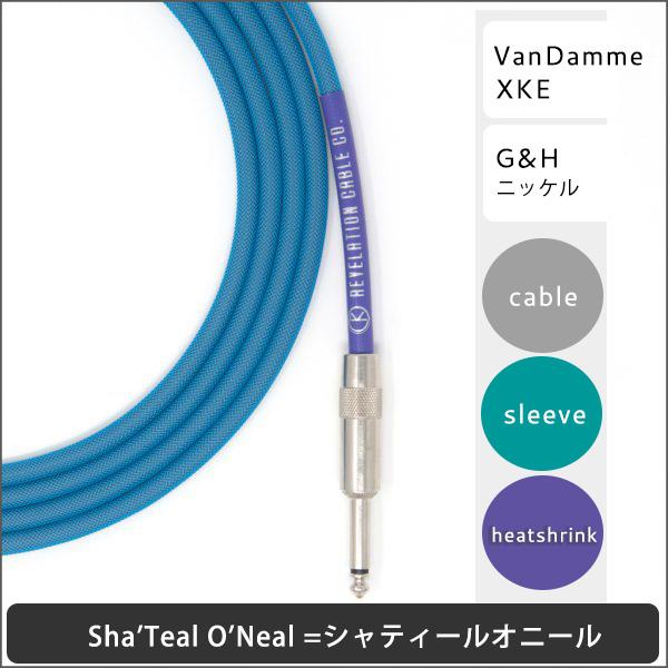 Revalation cable シャティールオニール